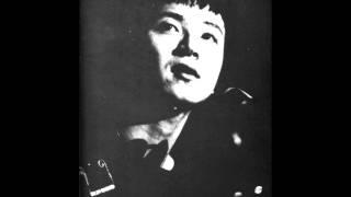 1989年作品 作詞:斎藤憐 作・編曲:加藤和彦 演出:市川猿之助 ~最後...