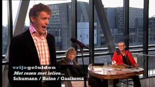 M.Koning, M.Petkova - Schumann/ Heine/ Gaaikema uit: Verliefd - Verloren: Met Rozen