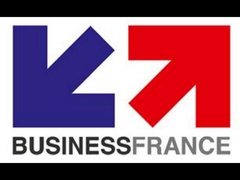 """Lancement de l'agence """"Business France"""", discours de Laurent Fabius et logo (05/01/2015)"""