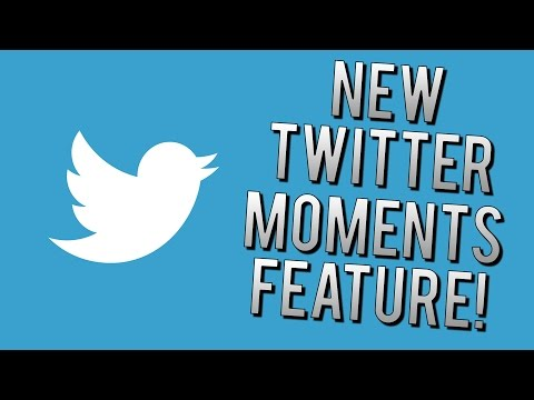 What is Twitter Moments?? - New Twitter Feature Tips