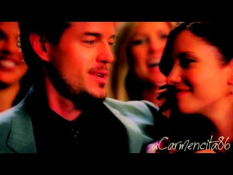 Mark&Lexie - {my love will clothe your bones}