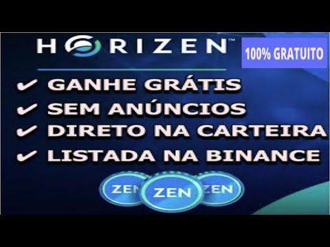 【FAUCET ZEN】Ganhe ZenCash 100% Grátis | Tutorial Criar e verificar carteira Horizen | Renda Extra