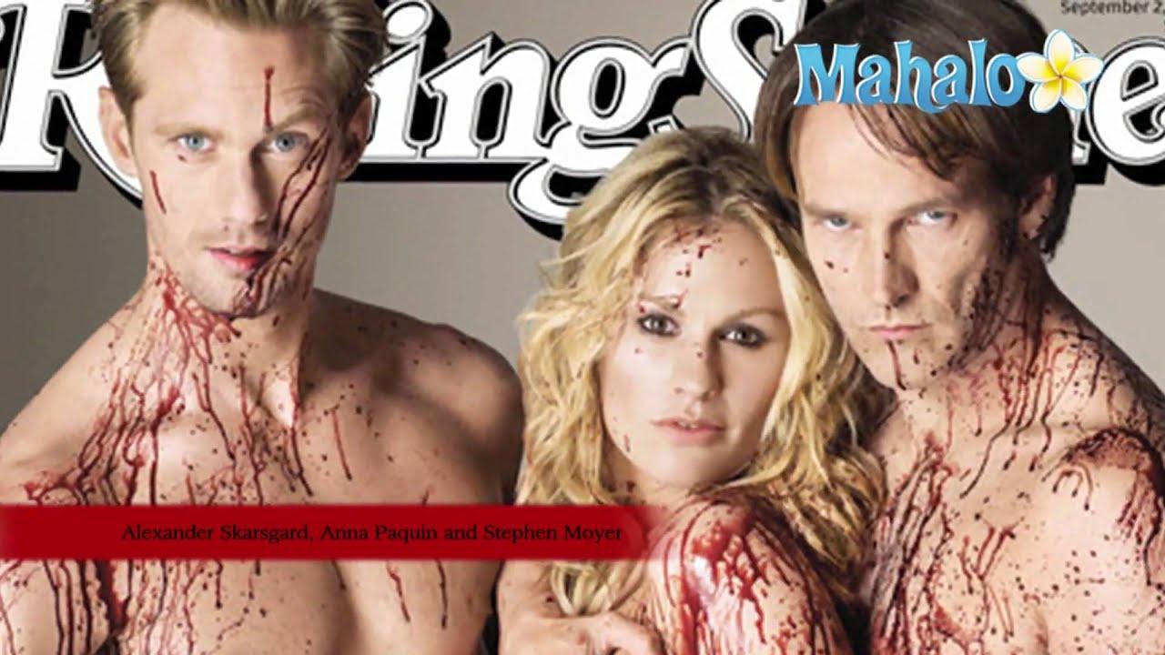 magazine stone True rolling blood