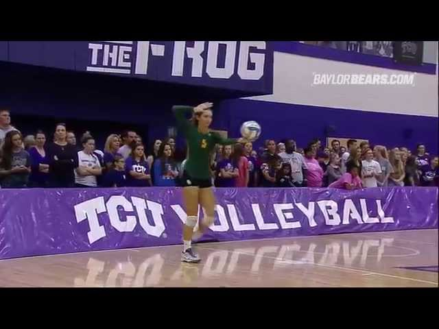 Baylor Volleyball: TCU Preview