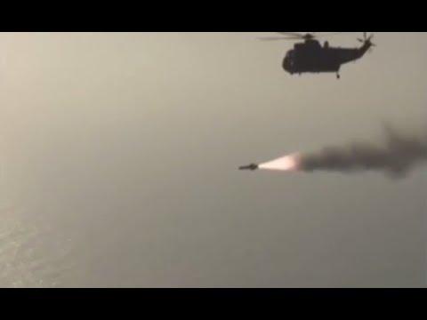 Pak Navy ka kamyab missile tajarba