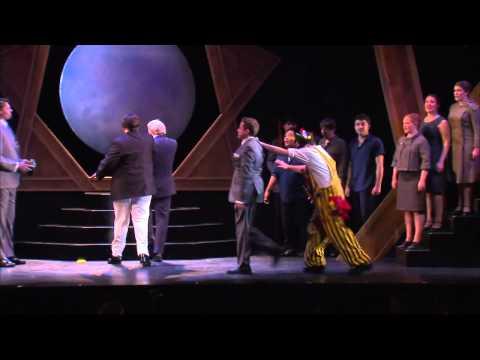 "Opera Lives at Northwestern - Mozart's ""The Magic Flute"""