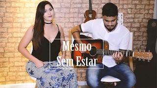 Luan Santana - Mesmo Sem Estar ft Sandy (cover Dam e Nay)