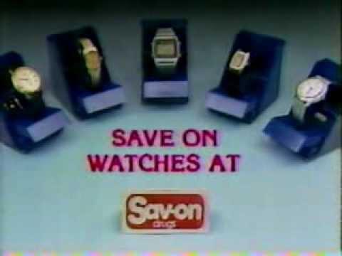 1984 Sav-On Drugs Commercial