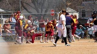 Highlights: NSU Softball vs Wayne State 4/20/19