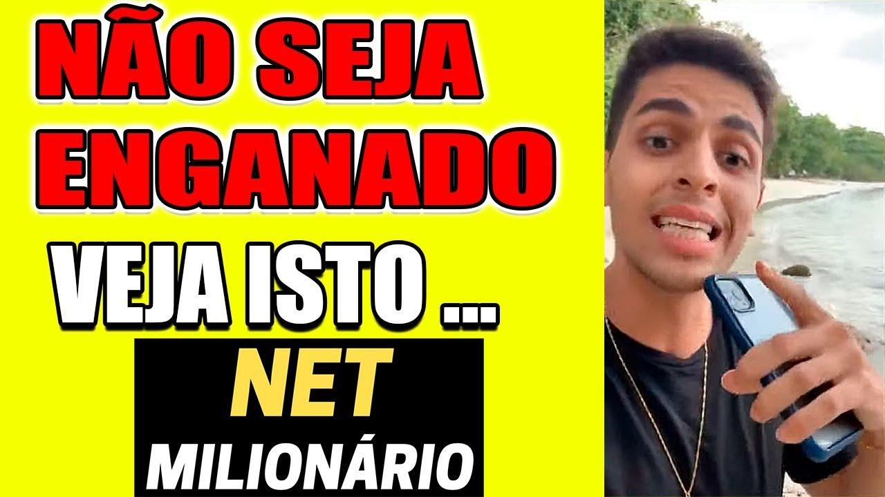 reembolso net milionário