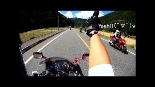 バイク乗らない人も 鳥取yaeh 砂丘ツーリング 観て楽しめる