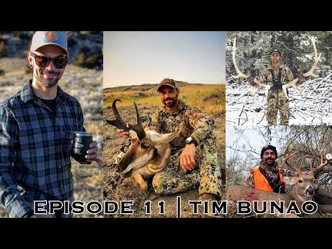Going 4 Broke Outdoors Podcast Episode 11   Tim Bunao   2 Years of Lessons Learned Hunting the West