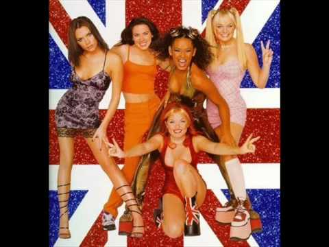 Never Give Up On The Good Times-Spice Girls With Lyrics