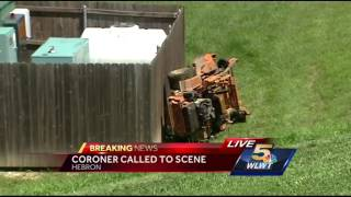 23-year-old landscaper killed in Hebron lawnmower accident