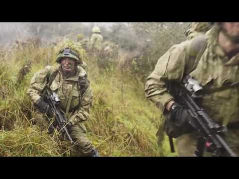 British Army Training
