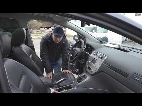 Ford Kuga 2.0TDCI TITANIUM или есть ли жизнь к 300к пробега?