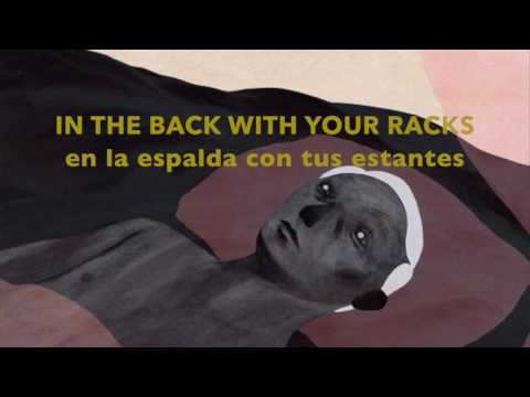 Bon Iver - Re: Stacks [letra en español e inglés] [lyrics]