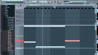 Hardstyle FL 9 Dj Ray - Pandemonium.mp4