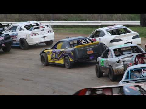 2019-05-11 Mini-Stock feature race - Genesee Speedway