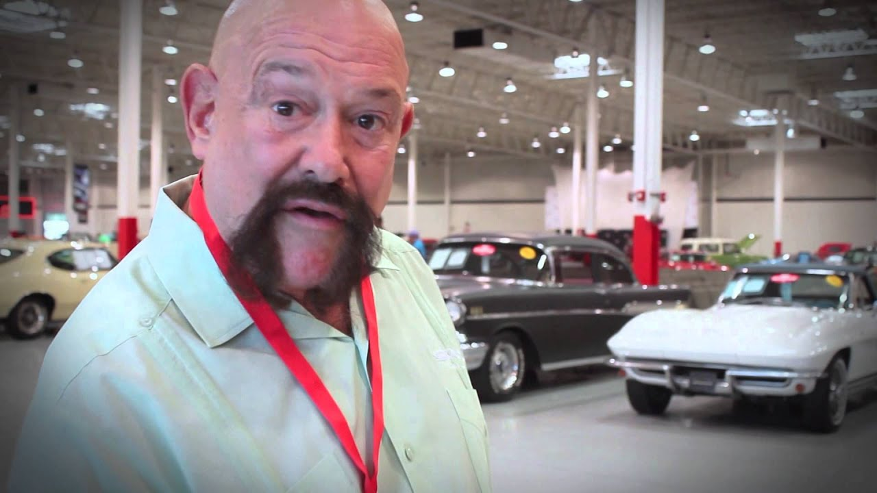 GAA Classic Cars Auction July 2014 the Ted Vernon Experience - YouTube