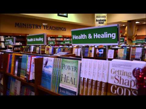 DANGER IN CHRISTIAN BOOKSTORES