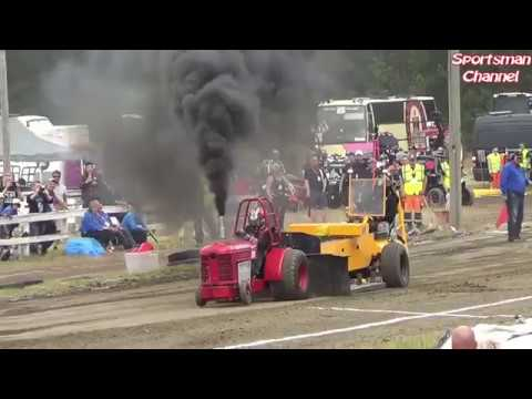 Videokooste Tractor Pulling Finland Tyrnävä 21.7.2018