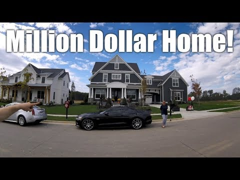 Monthly Payment & Costs On a Million Dollar Home!?