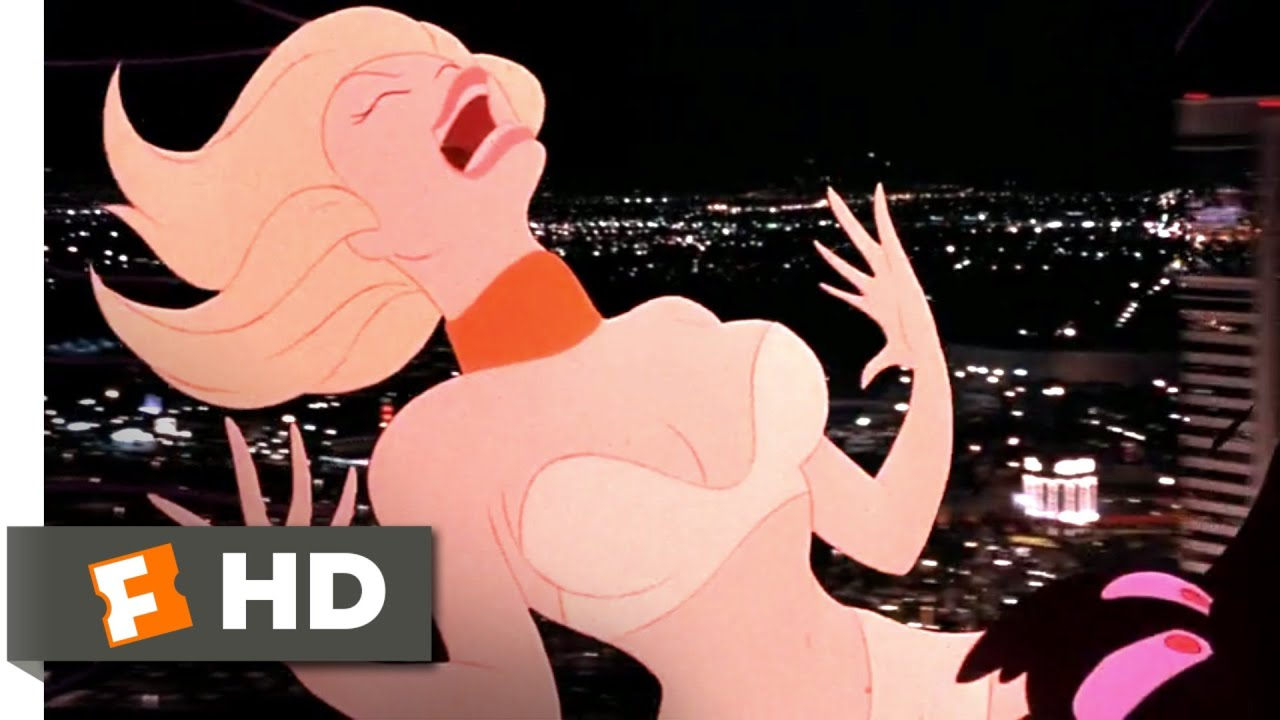 Cool World (1992) - Cartoon Apocalypse Scene (9/10) | Movieclips