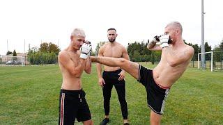 COMBAT MMA LIDEAL VS MIXAME !