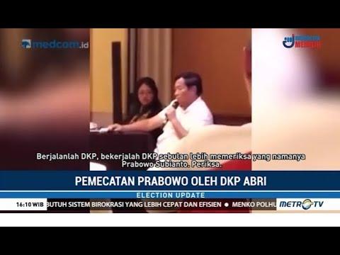 Agum Gumelar Ungkap Pemecatan Prabowo 1998