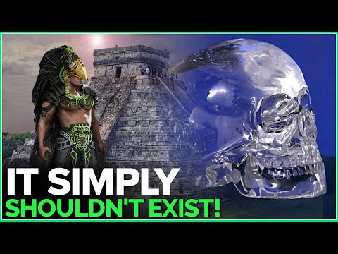 The Strangest Out of Place Artifact Ever Discovered... The Skull of Doom!