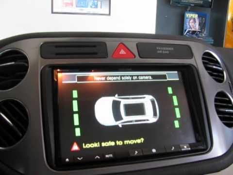 Videotronik Plus  από VW σε Alpine Οθόνη
