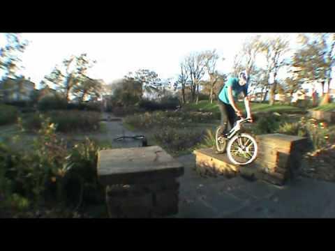 Stan Shaw  Where Did The Sun Go  Bike Trials