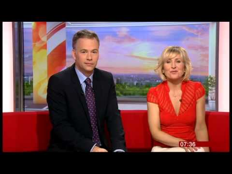 SIAN LLOYD:-: BBC - Breakfast - 06 May 2013 -