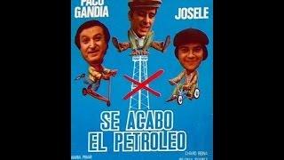 Video Se acabó el petróleo (1980) [Película] download MP3, 3GP, MP4, WEBM, AVI, FLV November 2017