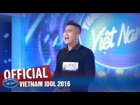 VIETNAM IDOL 2016 - TẬP 1 - VÌ MẤT ĐI ÁNH MẶT TRỜI - ĐẶNG TUẤN PHONG