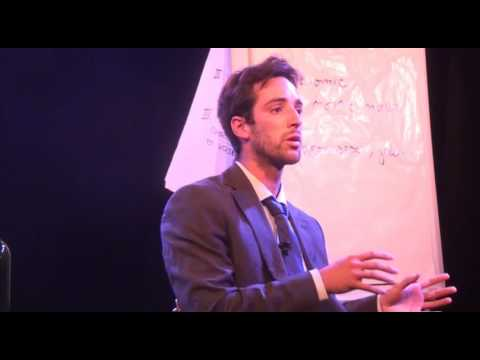 """""""Economie mon amour"""" conférence gesticulée"""