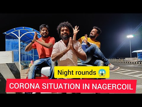 Current Corona Situation in Nagercoil | Travel With Ram & Sam | Janatha Curfew
