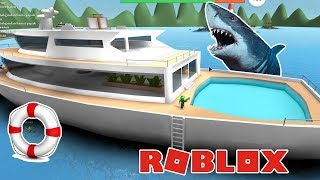 SHARK MI PEHHHHH !!! / Roblox Sharkbite #3 / Roblox English / Game Line