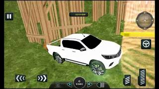 Offroad Hilux Hill Climb Truck(by  Game Sim Studios)-Android Gameplay[HD].