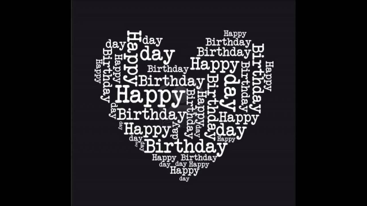 у тебя сегодня день рождения тост и песни праздник ...