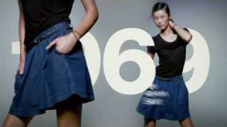 AD CAMPAIGN: Liu Wen for GAP Denim, Summer 2011 Thumbnail