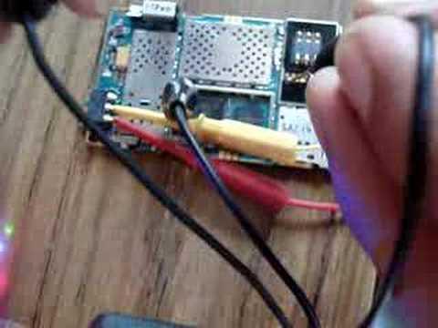 Liberando Nokia 6131 con BB5 box