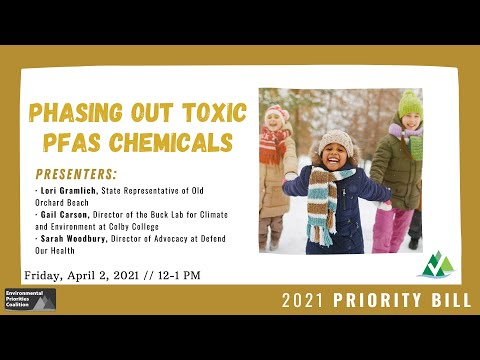 Lunch & Learn: Phasing Out Toxic PFAS