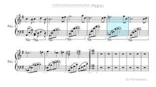 一家団欒 クレヨンしんちゃん [Piano Solo]