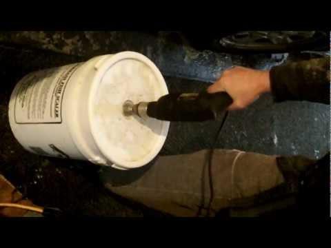 Herman's Fish Scaler 5 Gallon Bucket