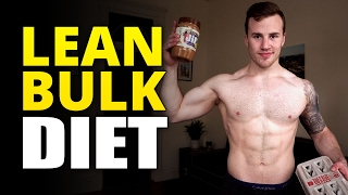 Lean Bulk Diet | 9 Foods to Gain Muscle Without Fat