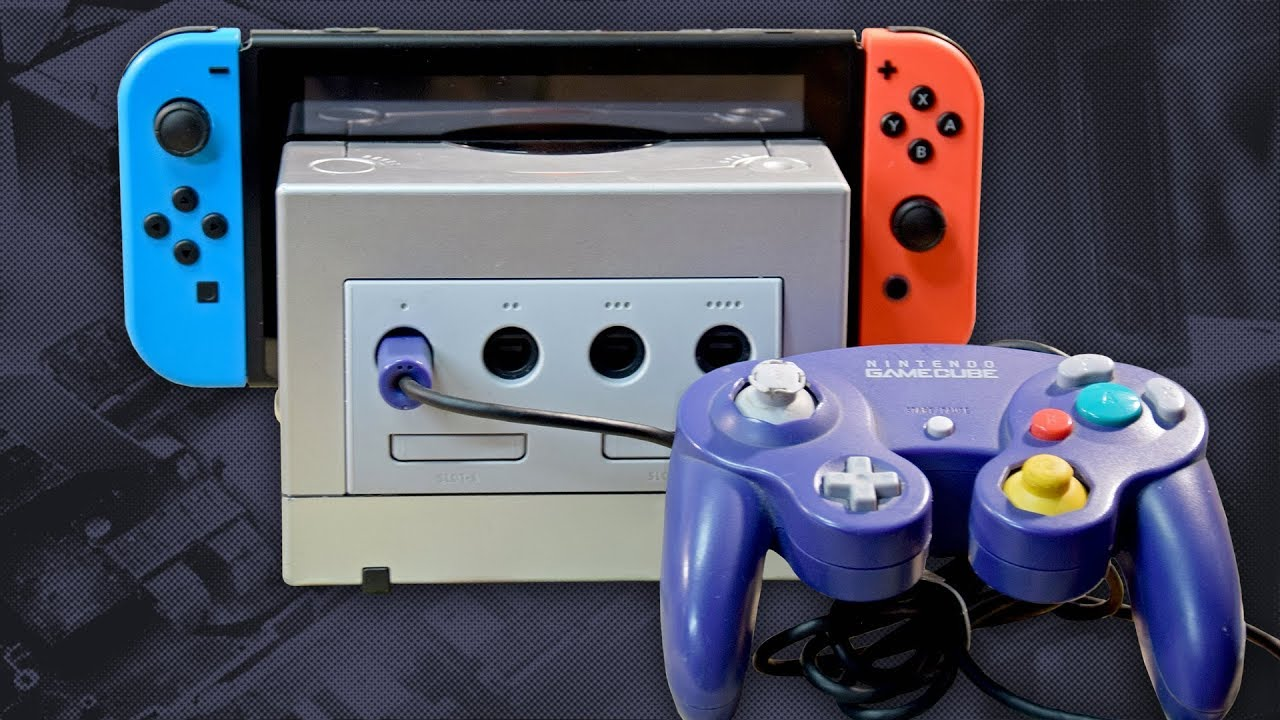 Gamecube Dock For Nintendo Switch Working Controller