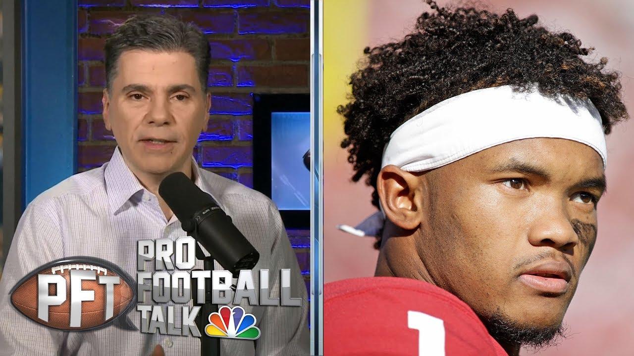 Did Kyler Murray really close the door on baseball? | Pro Football Talk | NBC Sports