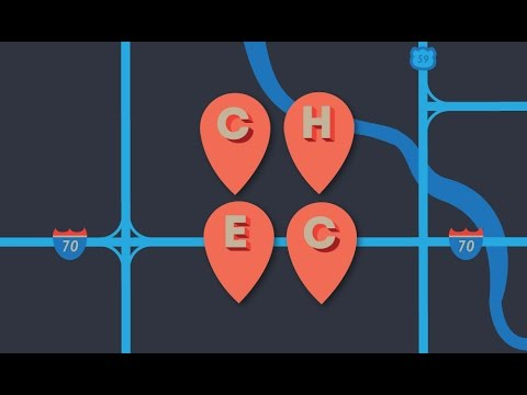 CHEC It Out: Map Your Community's Usability